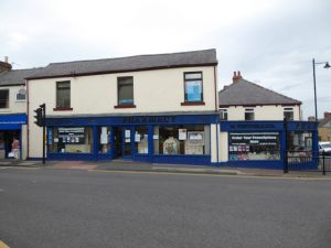 Photograph of Pharmacy shop front