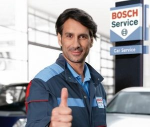 Photograph of mechanic