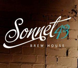 Sonnet 43 Brew House logo