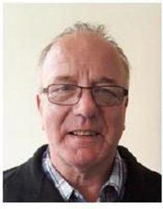 Photograph of Ian Thompson