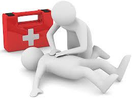 Graphic showing resuscitation