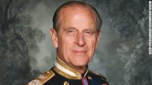 A Photograph of Prince Phillip, Duke of Edinburgh