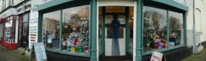 Photograph of the shop Opal's Christmas Window
